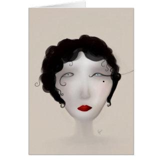 Lady Charleston Cards