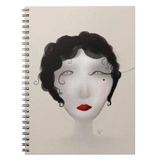 Lady Charleston Note Book