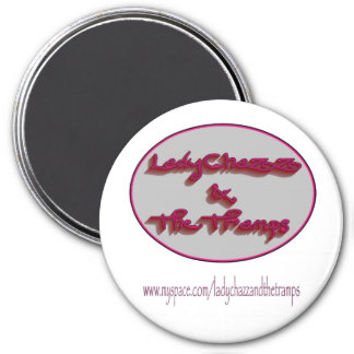 Lady Chazz and The Tramps Magnet #2