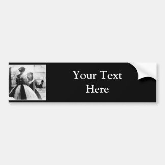 Lady Clementina Hawarden Photographer 1863 Car Bumper Sticker