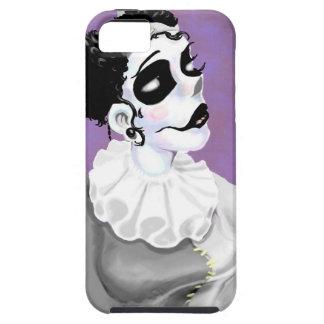 Lady Clown iPhone 5 Case