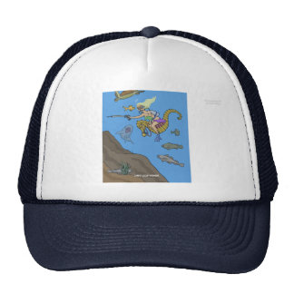 Lady Cod-Diver Hat