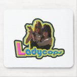Lady Cops Mousepad