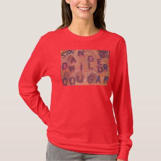 LADY COUGAR T-Shirt