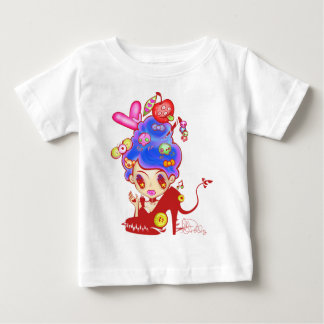 Lady Cream Dream Baby T-Shirt