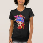 Lady Cream Dream T-shirts