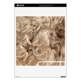 Lady Day by Paul Rubens Decal For PS3 Slim