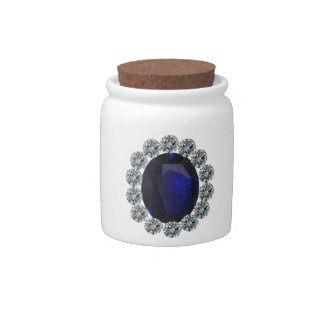 Lady Diana Engagement Ring Candy Jar