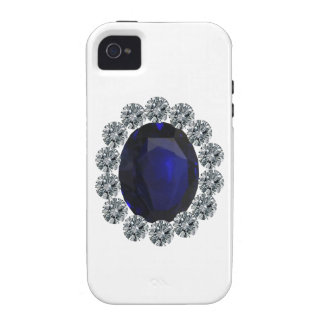 Lady Diana Engagement Ring iPhone 4 Cases