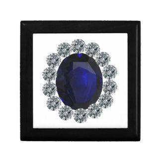 Lady Diana Engagement Ring Trinket Box