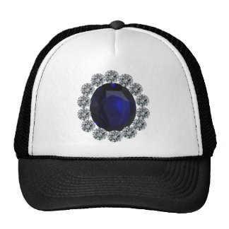 Lady Diana Engagement Ring Trucker Hat