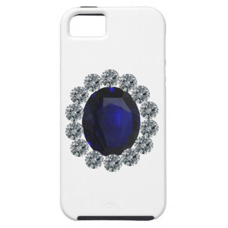 Lady Diana Engagement Ring iPhone SE/5/5s Case
