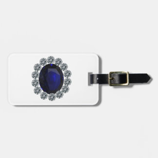 Lady Diana Engagement Ring Tags For Luggage