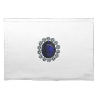 Lady Diana Engagement Ring Place Mats