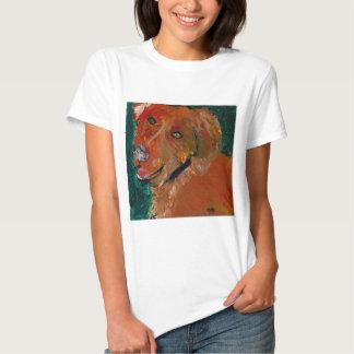 Lady Dog Tee- Zach Tee Shirt