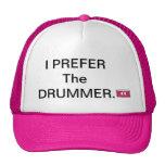 Lady DrumHead Prefer Trucker hat