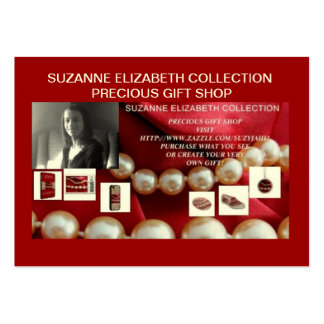 LADY ELEGANCE COLLECTION LARGE BUSINESS CARD