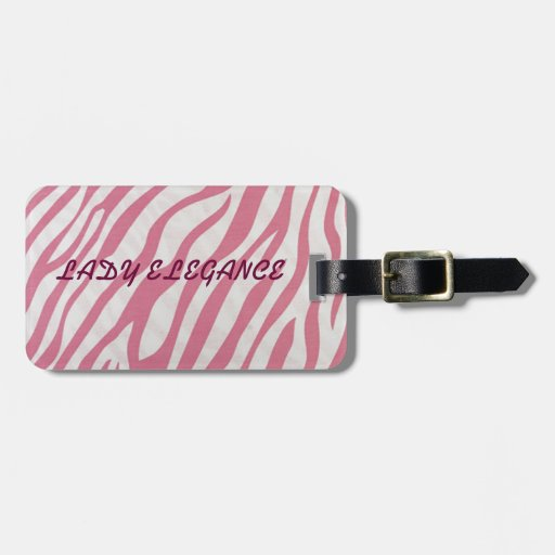 LADY ELEGANCE COLLECTION TAG FOR BAGS