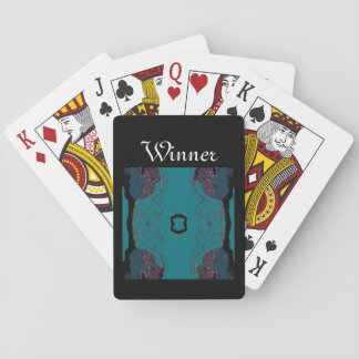 Lady Elegance Winner Playing Cards for Her