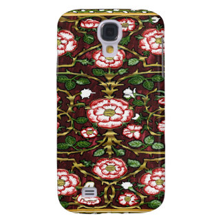 lady elizabeth's roses samsung galaxy s4 covers