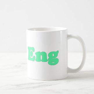 Lady Eng Coffee Mug
