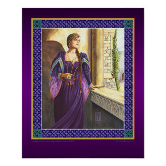 Lady Ettard print