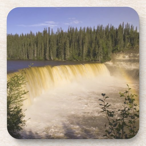Lady Evelyn Falls Territorial Park, Northwest Drink Coasters