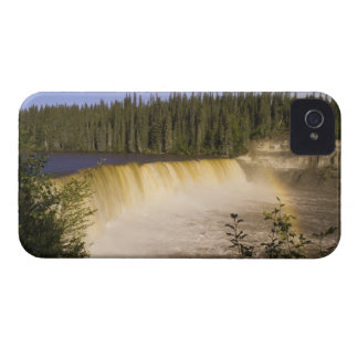 Lady Evelyn Falls Territorial Park, Northwest iPhone 4 Covers