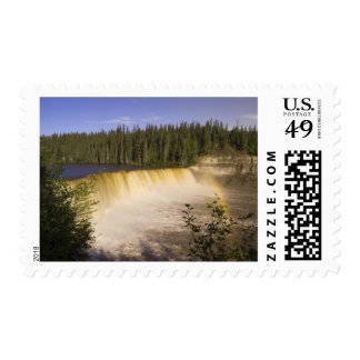 Lady Evelyn Falls Territorial Park, Northwest Postage