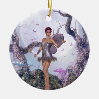 Lady Fairy Ornament