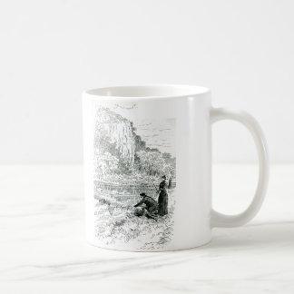 Lady Fishing1 Mug - Customized