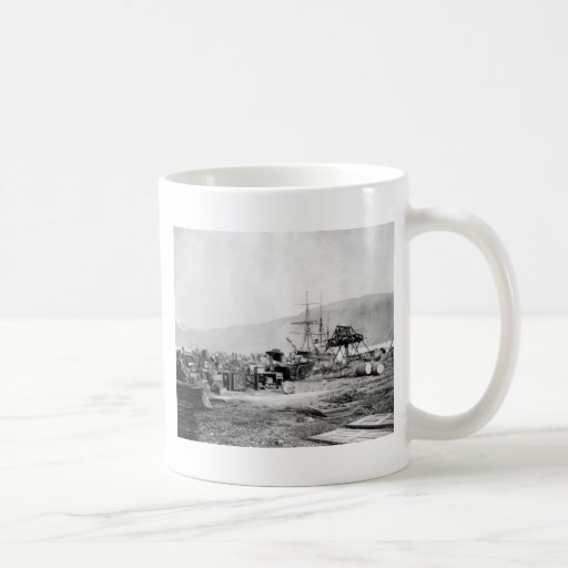 Lady Franklin Bay Expedition: 1880s Coffee Mugs