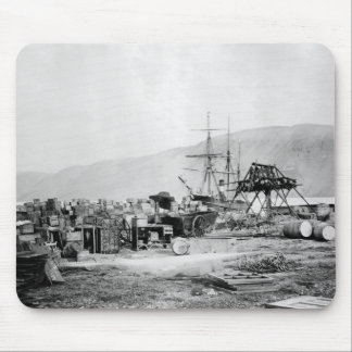 Lady Franklin Bay Expedition: 1880s Mouse Pad