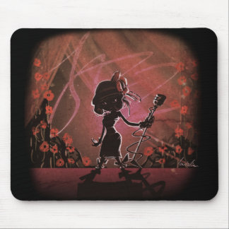 Lady From Jazz: Trump's Journey Mousepad