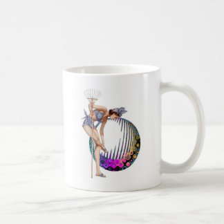 Lady Gardener Coffee Mug