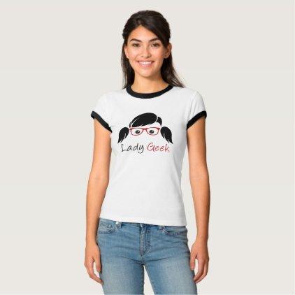 Lady Geek T-Shirt