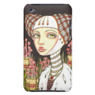 Lady Gertrude in the Garden of Curiosities iPod Touch Cover