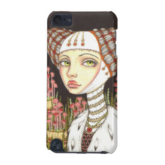 Lady Gertrude in the Garden of Curiosities iPod Touch 5G Case