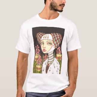 Lady Gertrude in the Garden of Curiosities T-Shirt