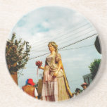 Lady Giant, Parade of the Giants, Flanders Drink Coasters