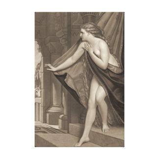 Lady Godiva 1873 Lona Envuelta Para Galerias
