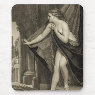 Lady Godiva by T.L. Atkinson 1874 Mouse Pad