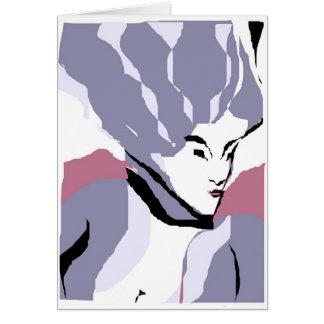 Lady Godiva Greeting Cards