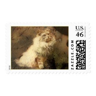 Lady Godiva Postage Stamp