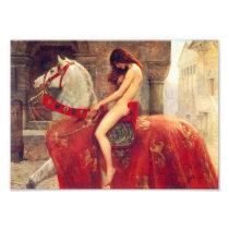 Lady Godiva Print