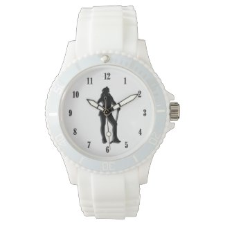 Lady Golf Sports Wrist Watch