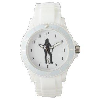 Lady Golf Sports Wrist Watch
