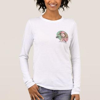 Lady Golfer Long Sleeve T-Shirt
