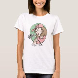 Lady Golfer T-Shirt