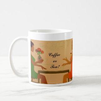 """""""Lady Gossip."""" Mug (11 oz.)"""